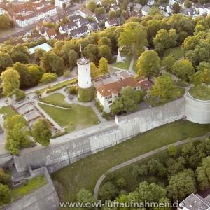 Sparrenburg / Bielefeld 5 - Von oben