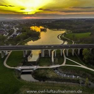 Bielefeld / Schildesche - Obersee / Viadukt