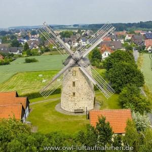 Alte Windmühle in Enger